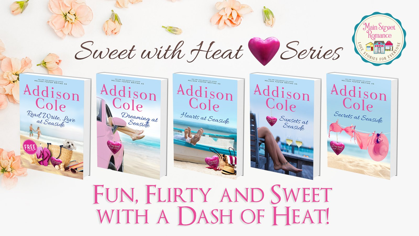 Sweet with Heat Series