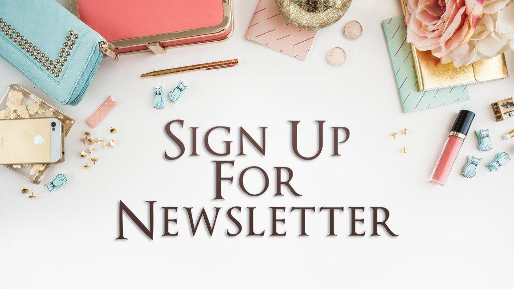 SignUpForNewsletter