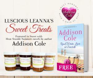 read write love at seaside luscious leannas jam