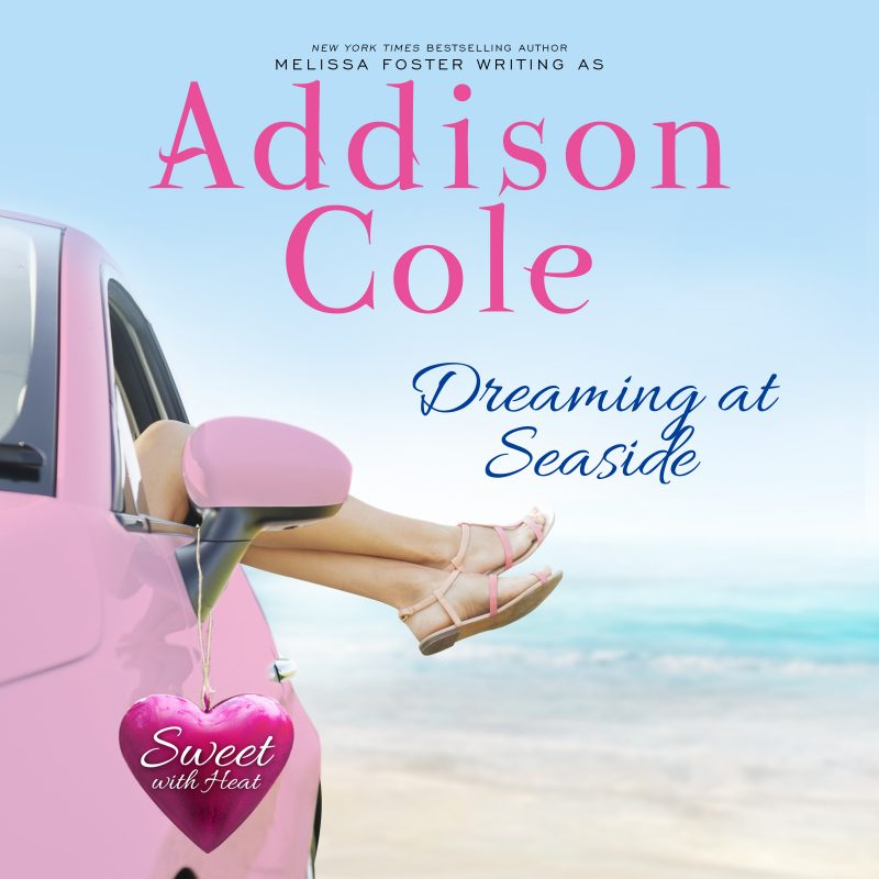 Dreaming at Seaside – AUDIOBOOK narrated by Melissa Moran
