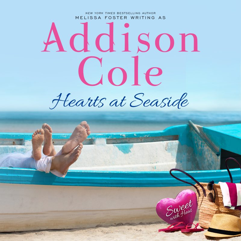 Hearts at Seaside – AUDIOBOOK narrated by Melissa Moran