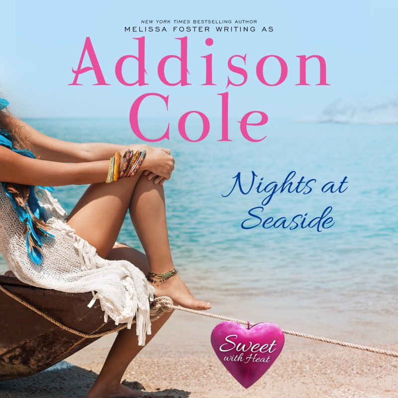 Nights at Seaside – AUDIOBOOK narrated by Melissa Moran