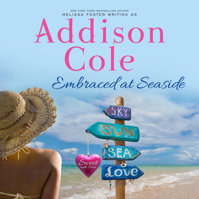 Embraced at Seaside – AUDIOBOOK narrated by Maxine Mitchell and Joe Arden