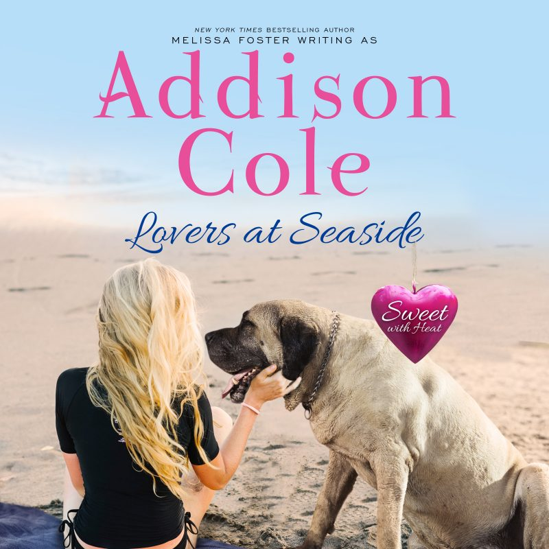 Lovers at Seaside – AUDIOBOOK narrated by Lucy Rivers and Aiden Snow